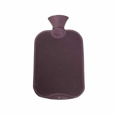 Warme kruik aubergine 2 liter