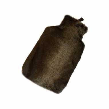 Warme luxe kado kruik model beren print